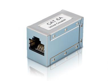 CAT.6A Inline Coupler (EC8412X-XX/XX)