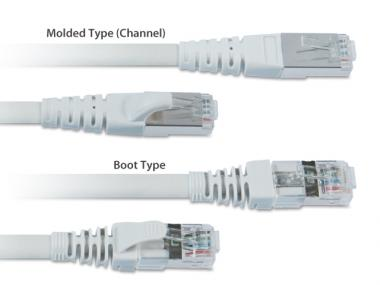 CAT.6A S/FTP STRANDED 26AWG PATCH CORD (SFTP46AX-X4PX-XX/XXX)