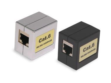 CAT.6A / 6 INLINE COUPLER (EC8406C)