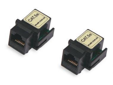 CAT.5E KEYSTONE TYPE INLINE COUPLER (EC8405-CEX/XX)