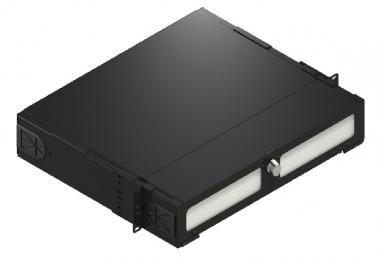Bi-Direction Sliding Fiber Enclosure
