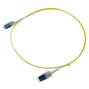 3 SEC. SWITCHABLE LC UNIBOOT 1.6MM PATCH CORD