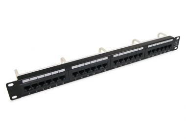 CAT.6 / 5E UTP PATCH PANEL (ECNE)